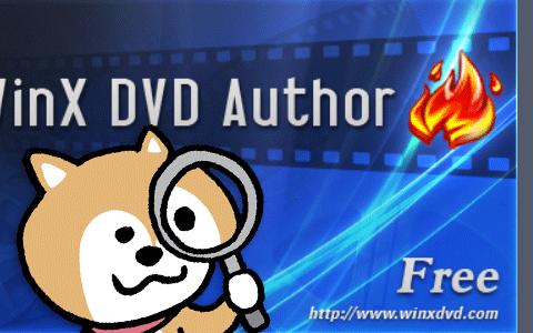 WinX DVD Author:アイキャッチ