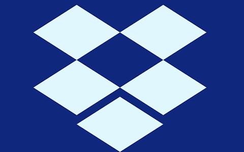 ヘッダ:DropBox