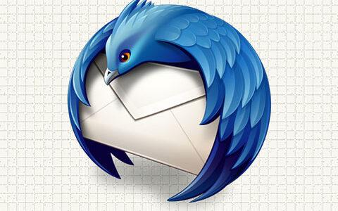 ヘッダ:ThunderBird