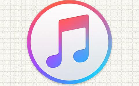 ヘッダ:iTunes